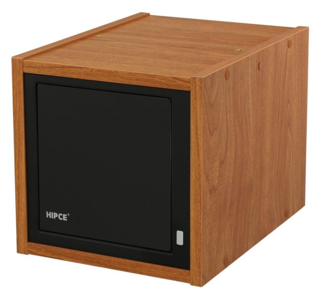 Wooden Disc Towers One Touch Cd Dvd Cabinet Stackable