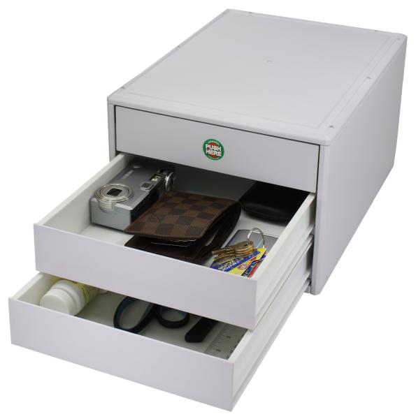 One Touch File Drawer Stackable One Touch 3 Drawer